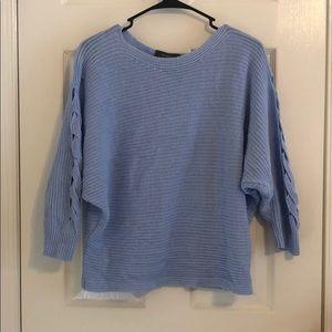 Sweaters - Light blue sweater